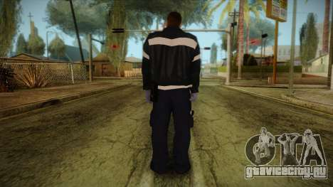 GTA 4 Emergency Ped 12 для GTA San Andreas второй скриншот