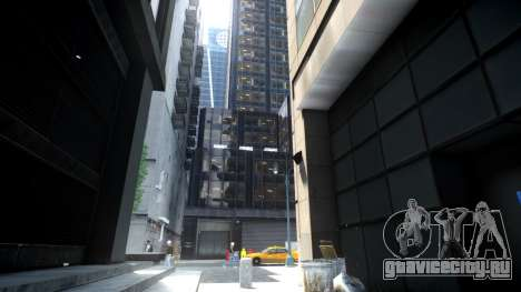 CryENB V3 для GTA 4 четвёртый скриншот