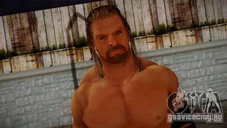 Triple H from Smackdown Vs Raw для GTA San Andreas третий скриншот