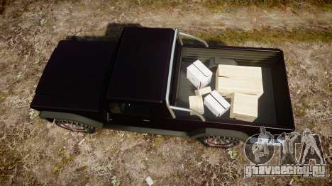 Senran Pioneer Pickup для GTA 4 вид справа