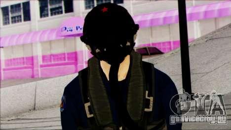 Chinese Jet Pilot from Battlefield 4 для GTA San Andreas третий скриншот
