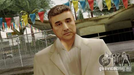 LCN Skin 1 для GTA San Andreas третий скриншот