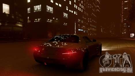 Snow IV для GTA 4 третий скриншот