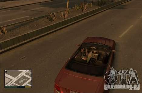 Чоп GTA 4 v1.1 для GTA 4 третий скриншот