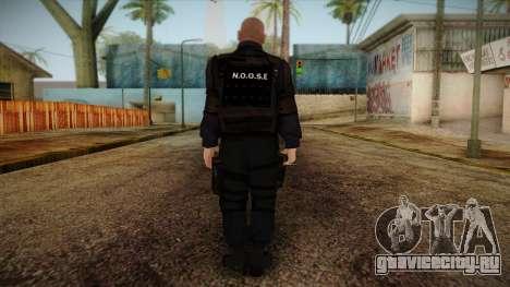 GTA 4 Emergency Ped 15 для GTA San Andreas второй скриншот