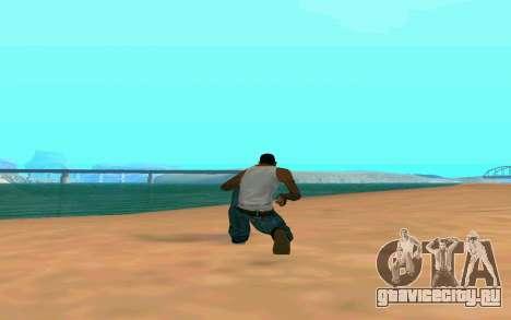 ENB для средних и слабых ПК для GTA San Andreas пятый скриншот