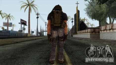 Modern Warfare 2 Skin 12 для GTA San Andreas второй скриншот