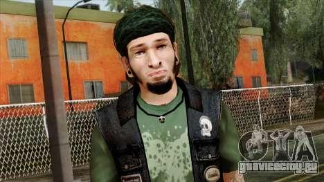 GTA 4 Skin 9 для GTA San Andreas третий скриншот