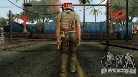 Modern Warfare 2 Skin 13 для GTA San Andreas второй скриншот