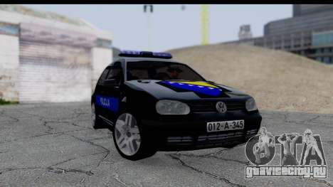 Volkswagen Golf MK4 для GTA San Andreas