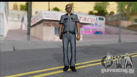 GTA San Andreas Beta Skin 5 для GTA San Andreas