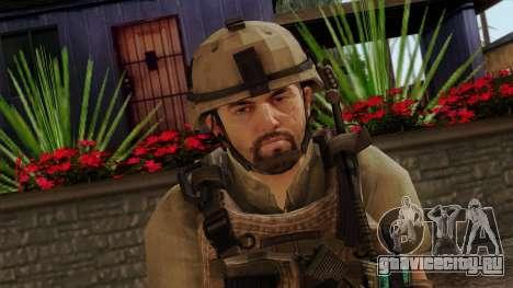 Modern Warfare 2 Skin 13 для GTA San Andreas третий скриншот