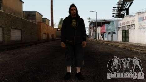 GTA 4 Skin 15 для GTA San Andreas