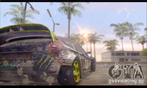 Corsar PayDay 2 ENB для GTA San Andreas четвёртый скриншот