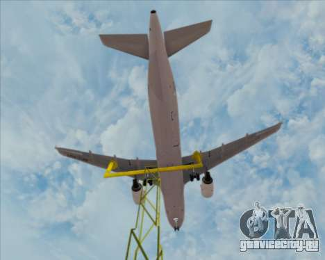 Airbus A320-200 Philippines Airlines для GTA San Andreas колёса