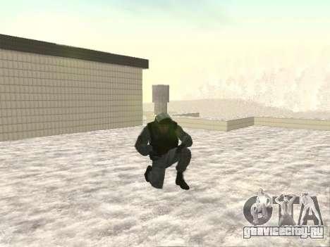 ОМОН МВД РФ для GTA San Andreas второй скриншот