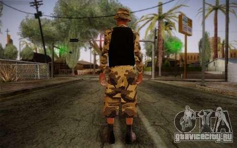 Ginos Ped 14 для GTA San Andreas второй скриншот