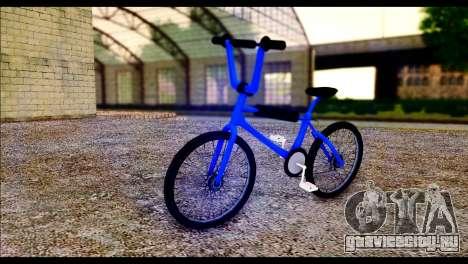 New BMX Bike для GTA San Andreas