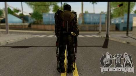 Stalkers Exoskeleton для GTA San Andreas второй скриншот