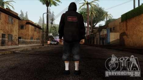 GTA 4 Skin 15 для GTA San Andreas второй скриншот