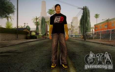 Ginos Ped 12 для GTA San Andreas