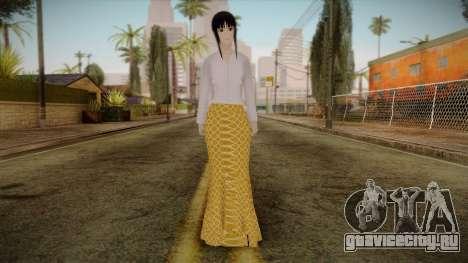 Kebaya Girl Skin v1 для GTA San Andreas