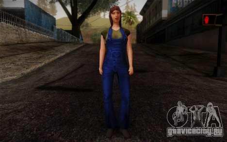 Ginos Ped 26 для GTA San Andreas