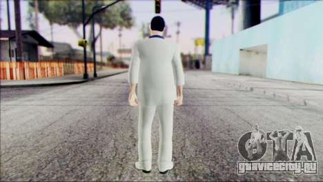 Russian Mafia Skin 2 для GTA San Andreas второй скриншот