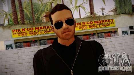 Gedimas Jeffm Skin HD для GTA San Andreas третий скриншот