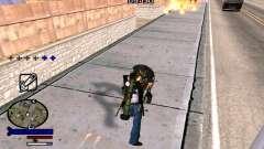 C-HUD Normal для GTA San Andreas