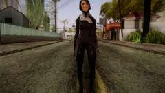 Ann Bryson from Mass Effect 3 для GTA San Andreas
