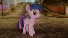 Twilight Sparkle from My Little Pony для GTA San Andreas