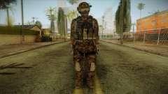 Army Skin 2 для GTA San Andreas