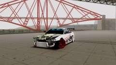 Nissan Silvia S14 VCDT V2.0 для GTA San Andreas