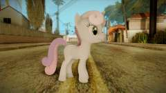 Sweetiebelle from My Little Pony для GTA San Andreas