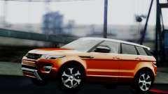 Range Rover Evoque 2014 для GTA San Andreas