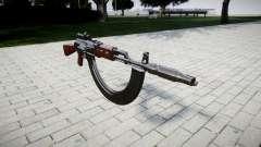 Автомат АК-47 Collimator. Muzzle and HICAP