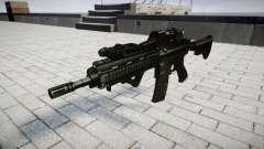 Винтовка HK416 CQB target