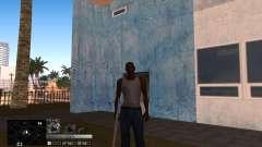 C-HUD Silver для GTA San Andreas