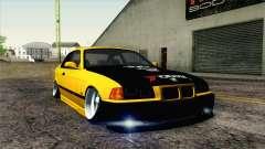 BMW M3 E36 Camber Style для GTA San Andreas