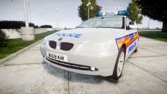 BMW 525d E60 2009 Police [ELS]