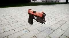 Пистолет HK USP 45 red