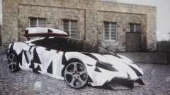 Lamborghini Gallardo купе для GTA San Andreas