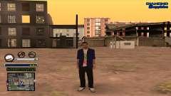C-HUD Universal для GTA San Andreas