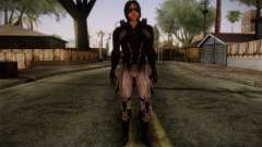 Kei Leng from Mass Effect 3 для GTA San Andreas