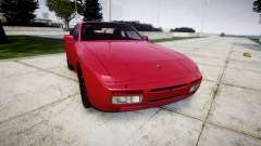 Porsche 944 Turbo 1989