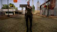 Liara T Soni Scientist Suit from Mass Effect для GTA San Andreas
