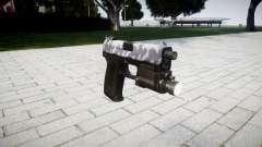Пистолет HK USP 45 siberia