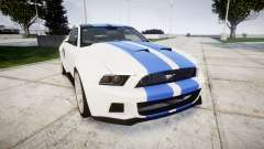 Ford Mustang GT Tobey Marshall для GTA 4