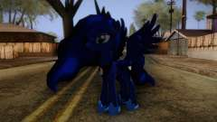 Princess Luna from My Little Pony для GTA San Andreas